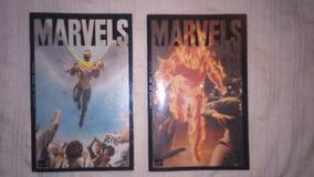 Revista Marvels 01 E 02