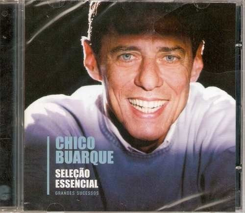 Cd Chico Buarque - Seleção Essencial (lacrado)