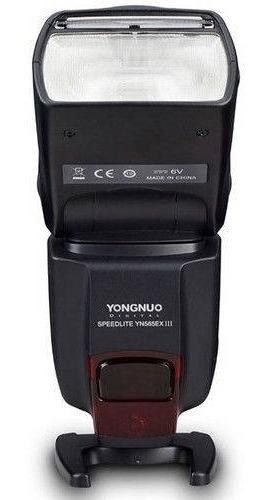 Flash Ttl Speedlite Yongnuo Yn565ex Iii Para Canon
