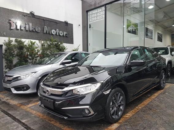 Honda Civic 2.0 16v Flexone Sport 4p Cvt