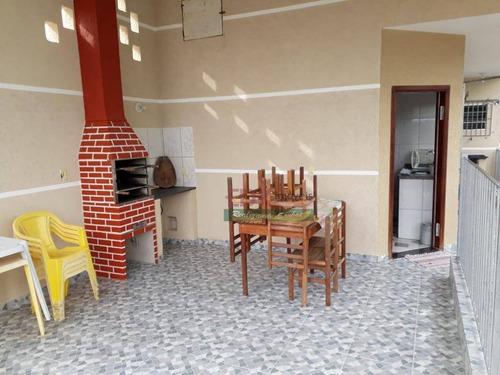 Imagem 1 de 12 de Casa Com 3 Dormitórios À Venda, 116 M² Por R$ 1.007.000,00 - Perequê-açu - Ubatuba/sp - Ca5315