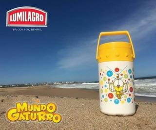 Reagalá Isotermico-termo De Gaturrro, Lumilagro- Nik