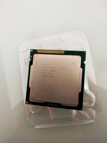 Processador Intel Core I3 2120 Lga 1155, 3.3ghz Em 4 Threads