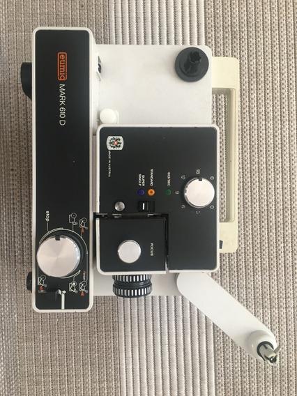 Projetor Eumig Mark S810 D