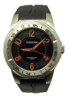 Reloj Prototype Hombre, Deportivo, Para Nadar O Uso Diario.