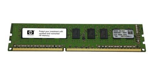 Memoria Ecc 4gb Pc3l-10600e 1333mhz Hp Proliant Ml110 G6 G7