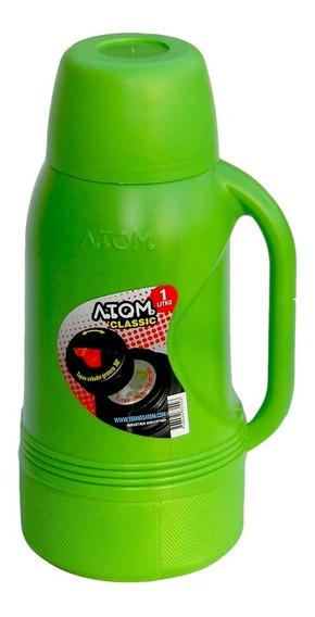 Termo Atom Clasic - 1 Litro - Pico Matero Cebador