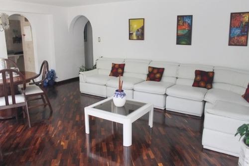 Imagen 1 de 14 de Apartamento En Venta En Tzas Del Avila: 103m, 3 Hab, 2 Banos