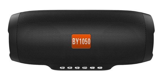 Alto-falante Bluetooth Estéreo Sem Fio Rádio Fm Com Microfon