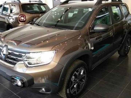 Renault Duster 2021 1.6 Iconic 16v X-tronic 5p