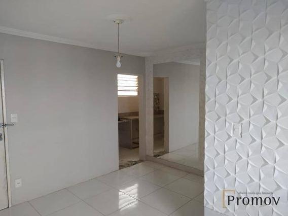 Apartamento Com 3 Dormitórios À Venda, 58 M² Por R$ 135.000 - Jabotiana - Aracaju/se - Ap0782
