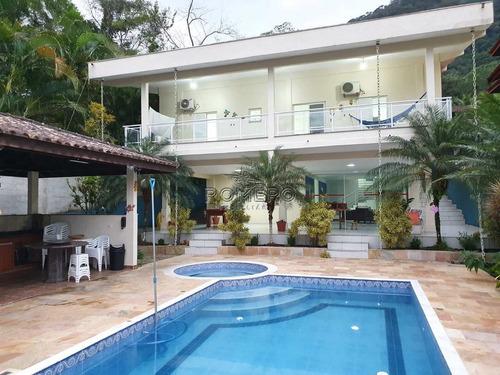 Imagem 1 de 30 de Casa Com 5 Dorms, Recanto Lagoinha, Ubatuba - R$ 1.95 Mi, Cod: 1576 - V1576