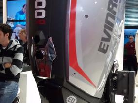 Evinrude E-tec H.o 200 Hp G2 V6 0km 3441cc - Garantia 5 Años