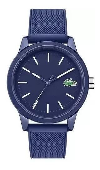 Relógio Lacoste Masculino Azul - Novo Na Caixa Original