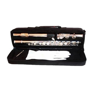 Flauta Traversa Etinger Color Plata.. N U E V A