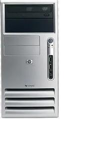 Cpu Hp Athlon X64 2gb Hd 80gb