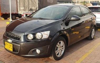 Chevrolet Sonic Lt C/a