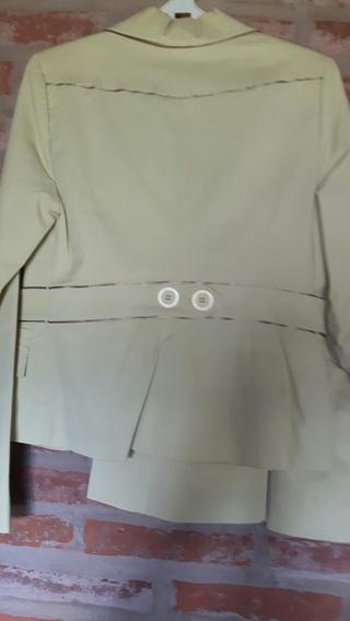 Trajecito Pantalon Y Blazer Ayres Color Lima