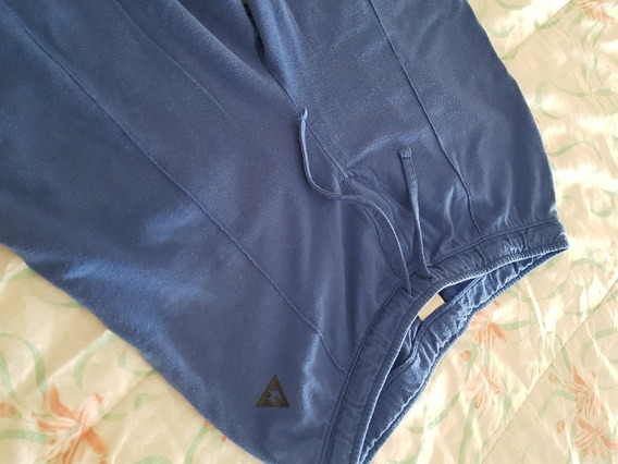 Pantalon Babucha Mujer Azul Talle 40 S