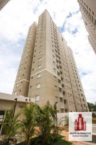 Imagem 1 de 30 de Apartamento Com 2 Dormitórios À Venda, 54 M² Por R$ 298.000,00 - Vila Miriam - Guarulhos/sp - Ap0820