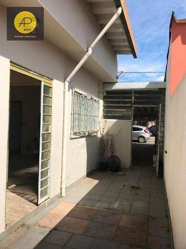 Imagem 1 de 19 de Casa Com 3 Dormitórios À Venda, 160 M² Por R$ 500.000,00 - Jardim Armênia - Mogi Das Cruzes/sp - Ca0108