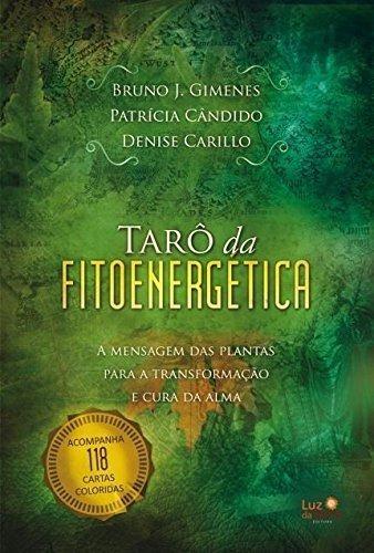 Tarô Da Fitoenergética - Bruno J. Gimenes / Patrícia Cândido