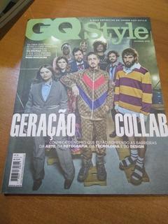 Revista Gq Style - Geração Colab