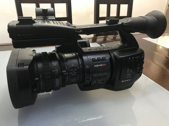 Filmadora Sony Pmw-ex1r