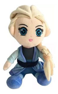 Peluche Elsa Frozen 27cm Original