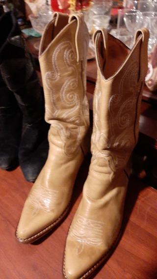 Botas Texanas J R Originales $ 8500