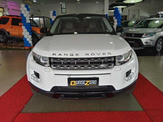 Land Rover Evoque Pure P5d 2014