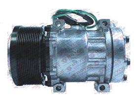 Compressor 7h15 6095 Máquina Escavadeira Caterpillar 12pk