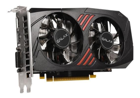 Placa De Video Gtx 1050ti 4gb Gddr5 128 Bit Geforce Nvidia
