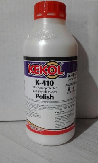 Renovador Protector Para Pisos De Madera Kekol K-410 X 1 Lt