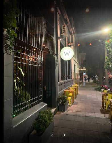 Oportunidad!!venta Fondo De Comercio Gastronomico - Belgrano