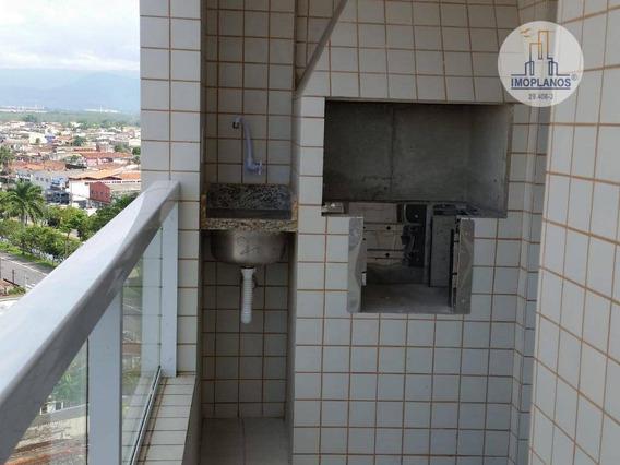 Apartamento Com 2 Dormitórios À Venda, 50 M² Por R$ 205.900 - Tude Bastos (sítio Do Campo) - Praia Grande/sp - Ap9602