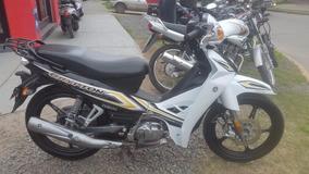 Yamaha Crypton 110cc. Full Blanco 2013