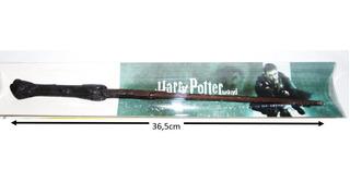 Varita Harry Potter Con Luz Replica Tamaño Real Somosalibaba