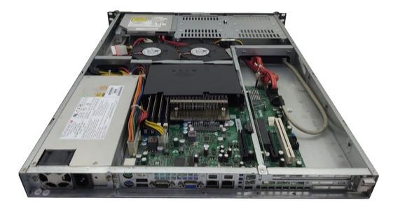 Servidor Supermicro 1u Xeon X3450 2.41ghz 8gb Hd 1tb X8sil