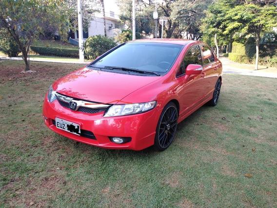 Honda Civic 1.8 Lxl Flex 4p 2011