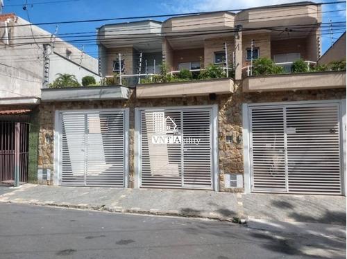 Sobrado Para Venda No Bairro Jardim Caguassu, 3 Dorm, 1 Suíte, 2 Vagas, 120 M - Vila Nova York - 8186