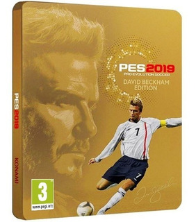 Pre-venta Pes 19 Beckham Edition Playstation 4