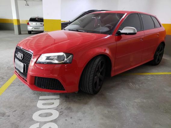 Audi Rs3 Sportback 2.5 Tfsi S-tronic Quattro 2012 Blindado