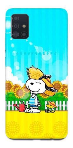 Imagen 1 de 10 de Funda Samsung A31 A21s A11 Snoopy 6