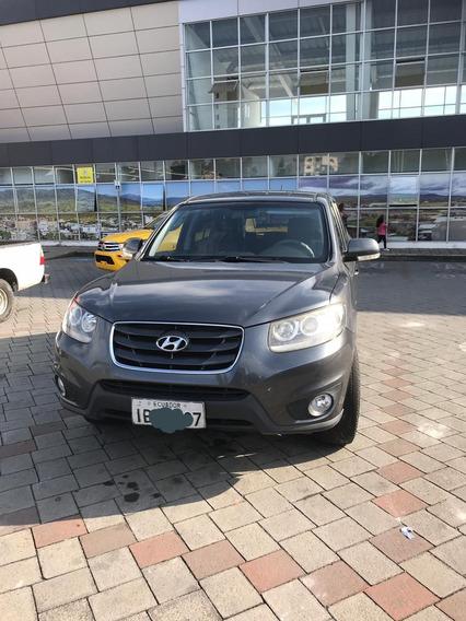 Hyundai Santa Fe 4x2, 2.4 Full Equipo