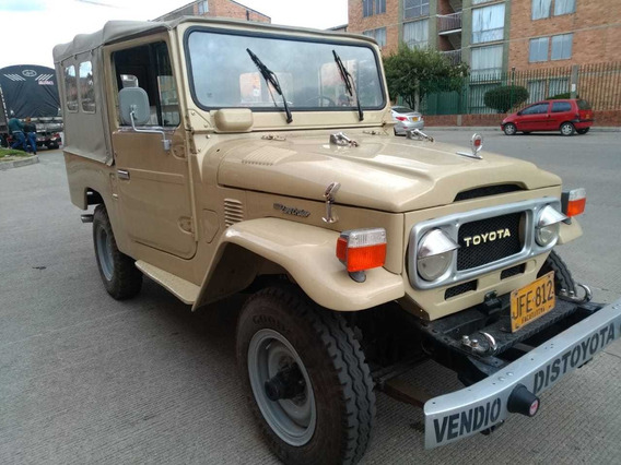 Toyota Land Cruiser 4.5 Mt 4x4