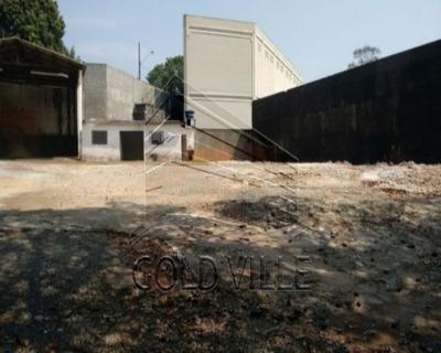 Galpão Industrial Para Locação, Vila Morellato, Barueri - Ga2044. - Ga2044