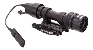 Lanterna Tática Surefire M952 Weaponlight + Baterias Brinde