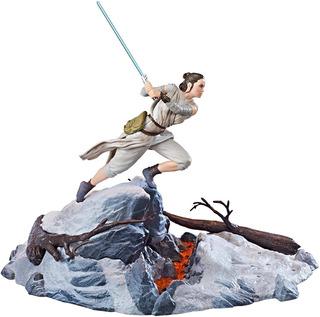 Figura Star Wars The Black Series Centerpiece Rey Starkiller