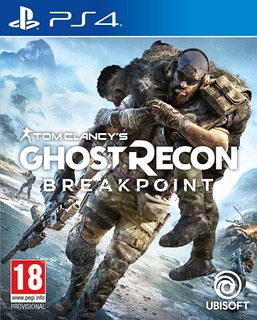 Ghost Recon Breakpoint Ps4 Fisico Sellado Original !!!